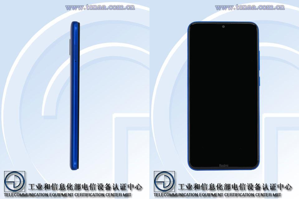 Xiaomi Redmi 8A TENAA - 01