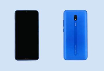 Xiaomi Redmi 8A TENAA - featured