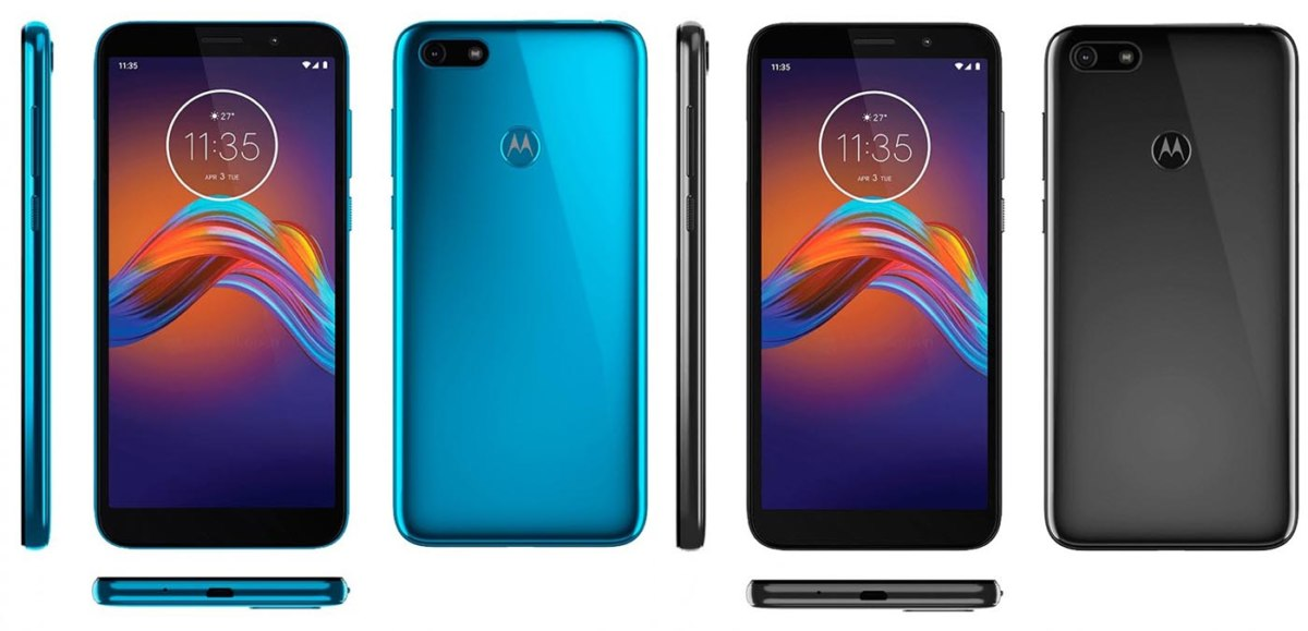 Motorola Moto E6 Play - 01