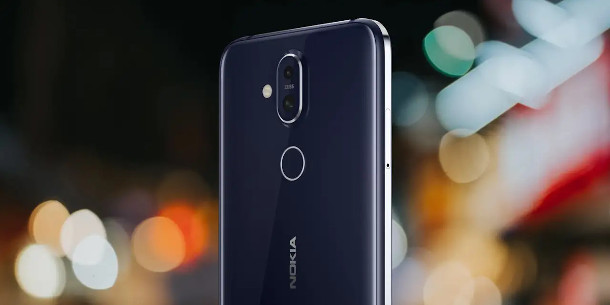 Nokia 8.1 - 01