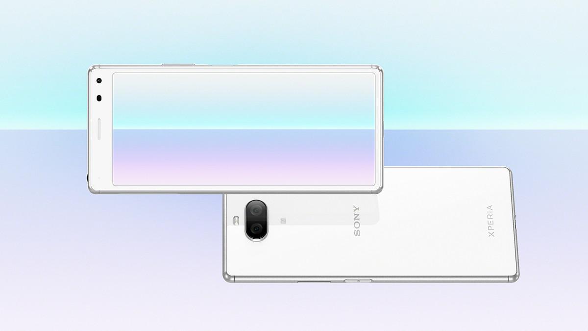 Sony Xperia 8 ανακοίνωση