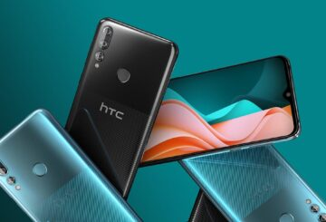 HTC Desire 19s - featured