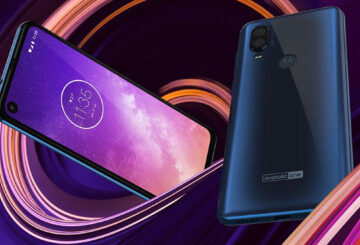 Motorola One Vision Update November featured