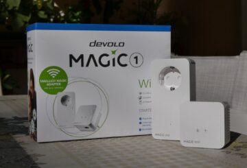 Devolo Magic 1 Mini Pics - Featured