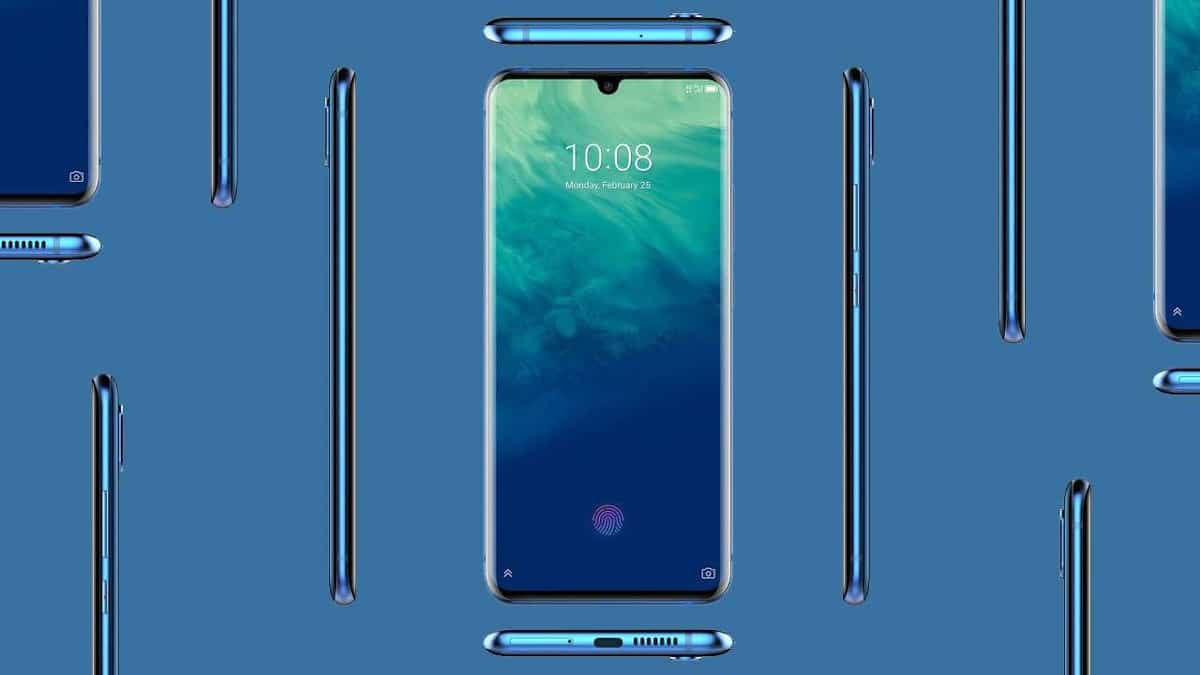 ZTE Axon 10 Pro Android 10