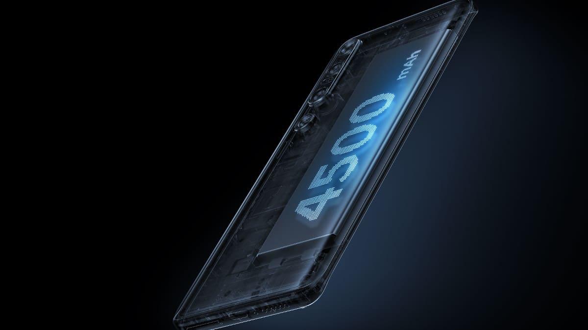 Xiaomi Mi 10 μπαταρία