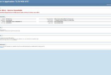 Hackers έριξαν το site των ΕΛΤΑ ως ένδειξη διαμαρτυρίας για το νέο χαράτσι 2
