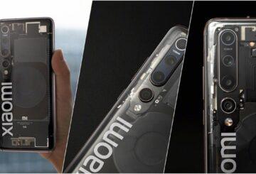 """Εμφανίστηκε το """"διάφανο"""" Xiaomi Mi 10 Explorer Edition 2"""