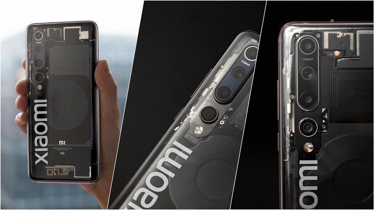 """Εμφανίστηκε το """"διάφανο"""" Xiaomi Mi 10 Explorer Edition 1"""
