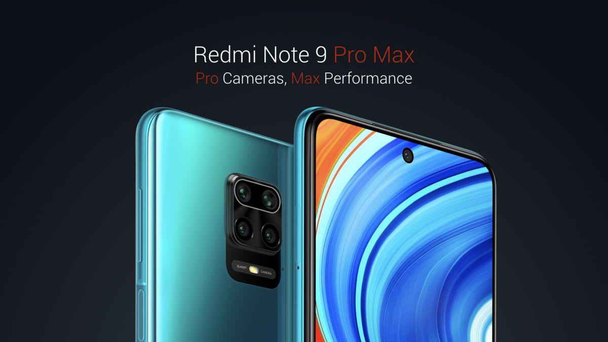 Ανακοινώθηκαν τα Redmi Note 9 Pro και 9 Pro Max 1