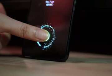 redmi fingerprint