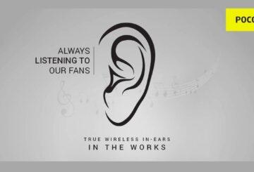 ακουστικά Poco