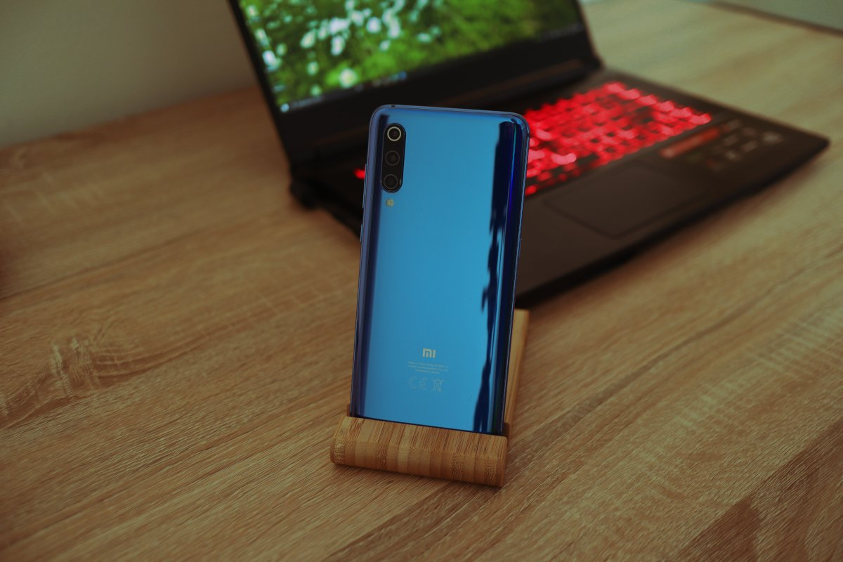 Xiaomi mi 9 android 11