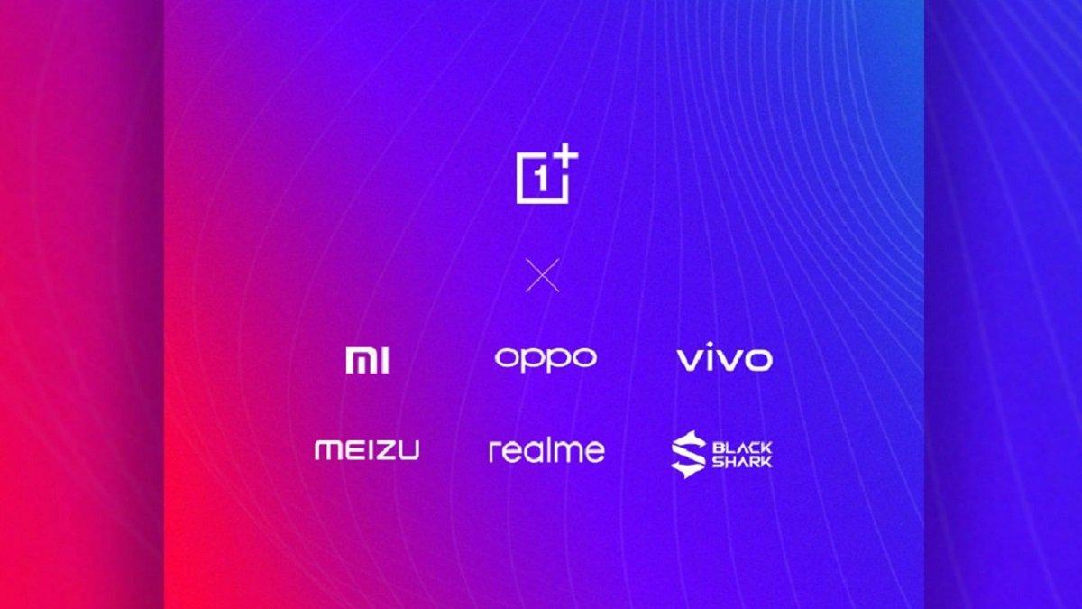 Οι OnePlus, Realme, Black Shark, and Meizu συνεργάζονται με Xiaomi, OPPO και Vivo για τον ενιαίο τρόπο μεταφοράς αρχείων