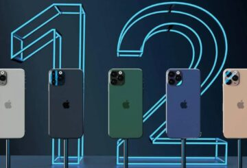 iPhone 12 διαρροή