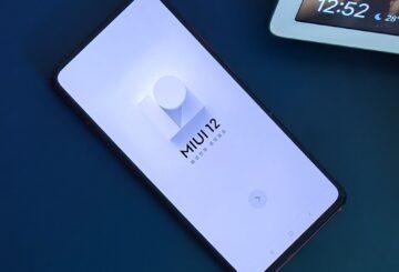 πρώτα κινητά που θα πάρουν MIUI 12