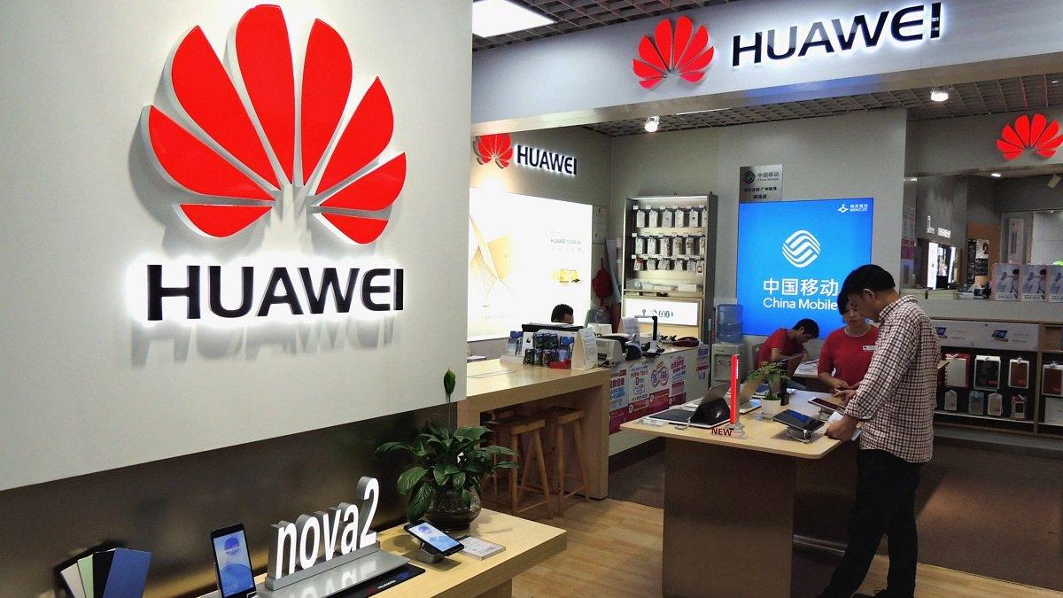 Huawei πωλήσεις