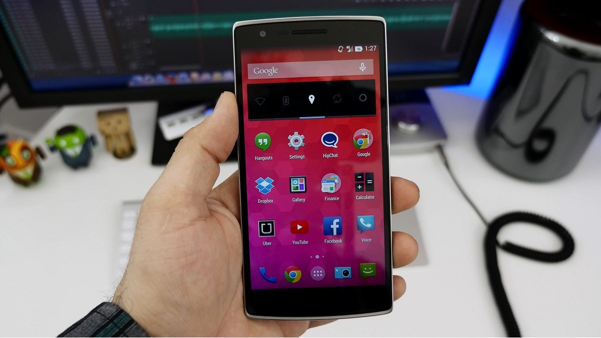 OnePlus One Android 10