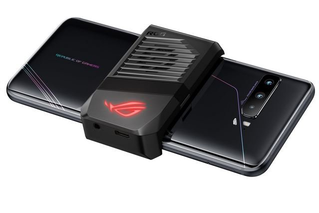 Rog Phone 3 by Asus, modular cooling system