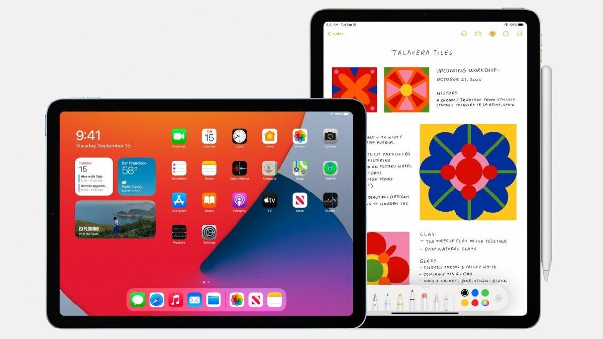 iPad Air A14