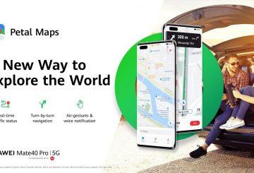 huawei χάρτες