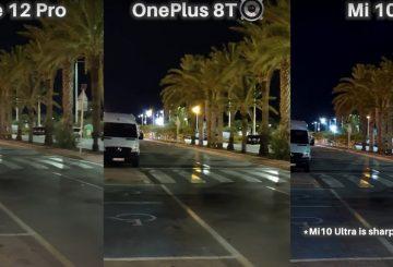 iPhone 12 Pro vs Mi 10 Ultra