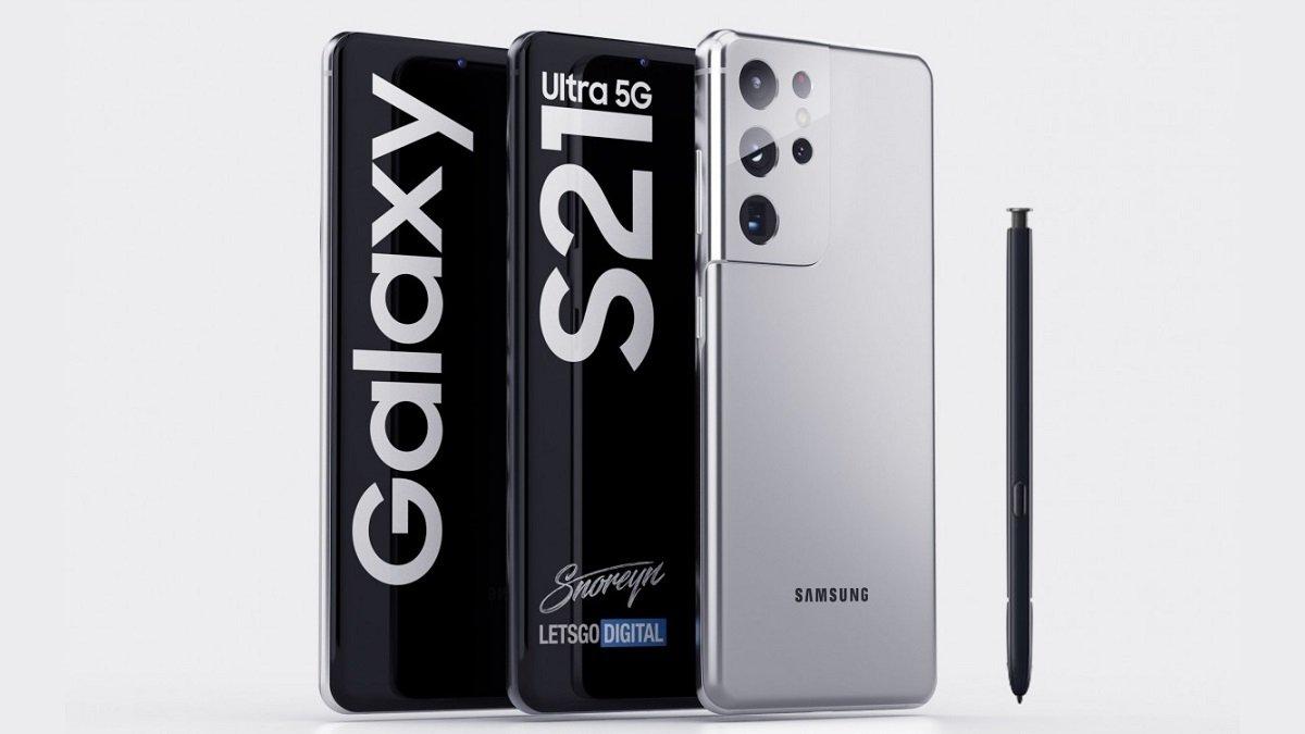 galaxy s21 leak render
