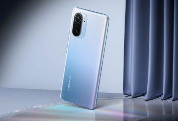 Xiaomi Mi 11i γαλάζιο
