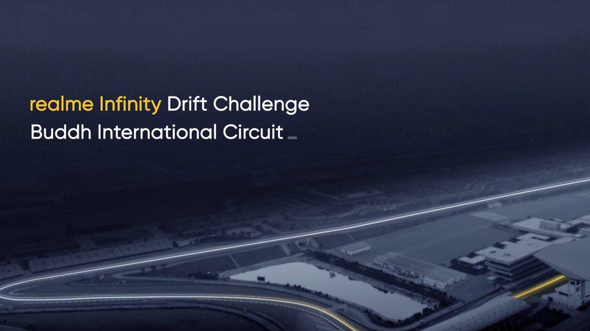 realme infinity drift