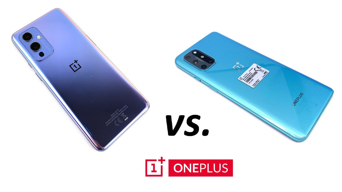 OnePlus 9 vs OnePlus 8T
