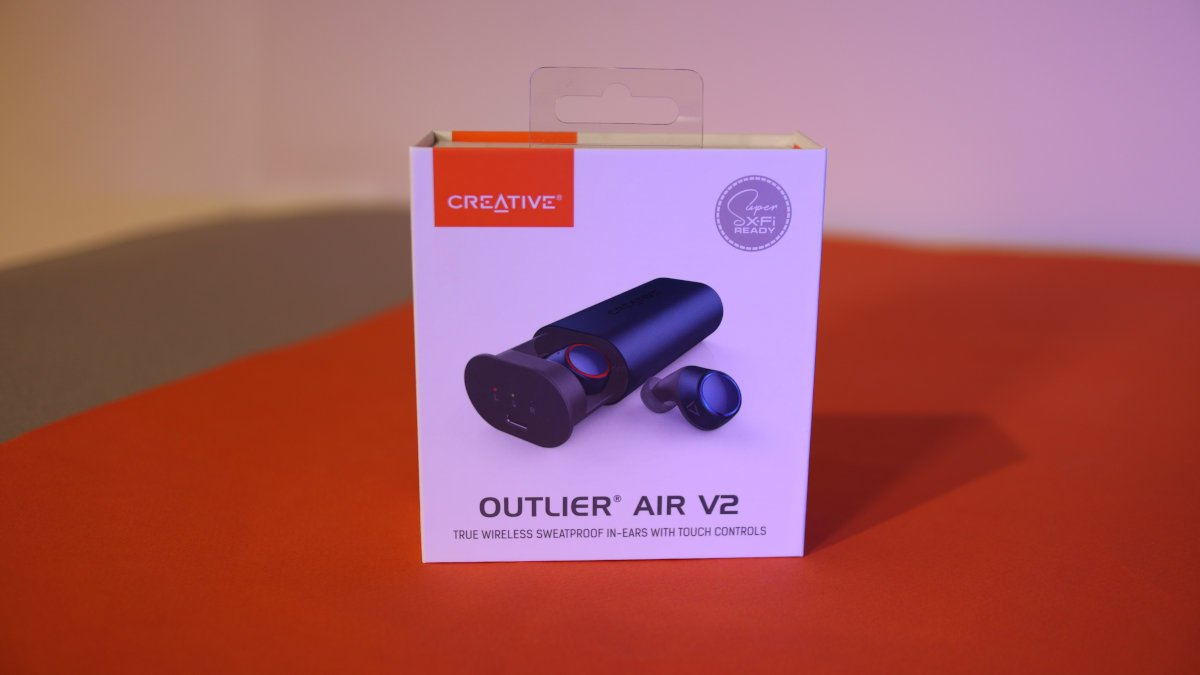 Creative Outlier Air V2 Review