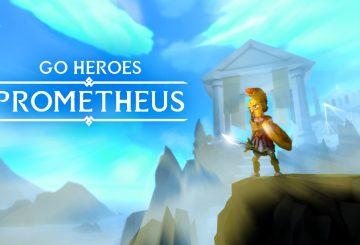 GO HEROES Prometheus Greek Game