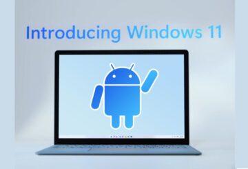 εφαρμογές android στα windows 11