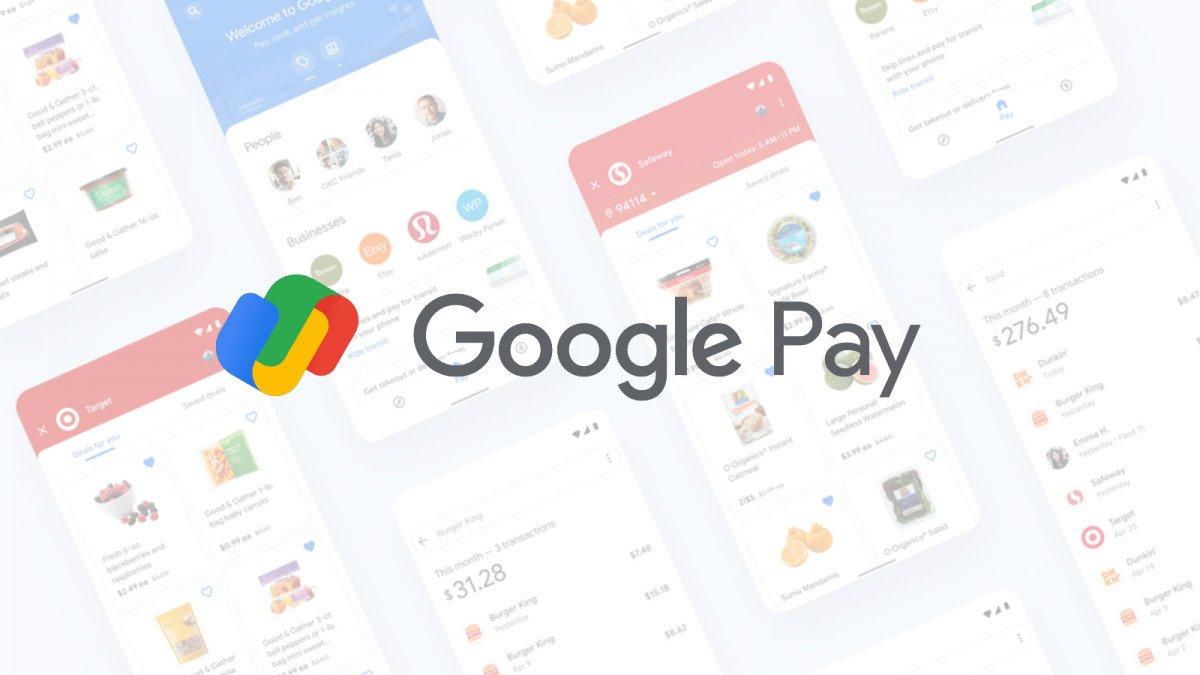 Google Pay Greece